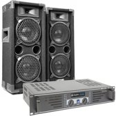 MAX 'Dark Night 26' geluidsinstallatie - 1200W max.