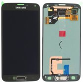Samsung Galaxy S5 G900F Lcd Display + Touchscreen Goud GH97-15734D;GH97-15959D