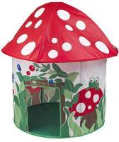 Imaginarium Poppy Paddenstoel - Opvouwbaar Speelhuisje