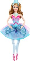 Barbie Ballerina - Barbie pop - Blauw