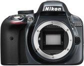 Nikon D3300 Body - Spiegelreflexcamera - Antraciet