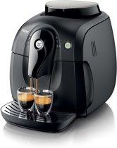 Saeco Xsmall HD8650/01 - Volautomaat espressomachine - Zwart