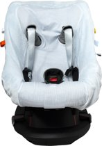 Carseat Cover Fading Blue
