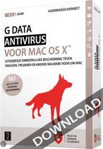 G Data Antivirus voor Mac ESD 1 pc 1 jaar NL