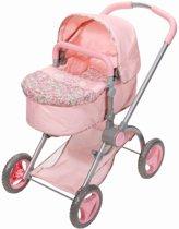 Baby Annabell 2-in-1 Kinderwagen - Poppenwagen