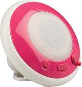 Bluetooth luidspreker drijvend waterbestendig roze