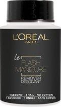L'Oreal Paris La Manicure le Flash - 75 ml - Nagellakremover