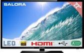 Salora 22LED2600 - Led-tv - 22 inch - HD-ready