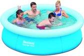 Pool 198x51cm Fast Set PV