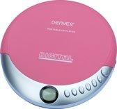 Denver DM-25 Discman Roze