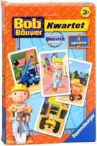 Ravensburger Bob de Bouwer Reuzenkwartet - Kaartspel