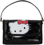 Bigben Hello Kitty Bescherm- en Opberghoes Zwart 3DS + 3DS XL + DSi + DsiXL + DS Lite