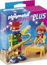 Playmobil Muzikale Clowns - 4787