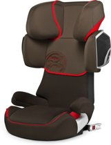 Cybex Solution X2-Fix - Autostoel - Mahagony - brown