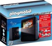 Playmobil Spionage cameraset 4879