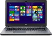 Aspire E5-771G-5234 Windows 8.1 17.3i HD+ LED 16:9 Core i5-5200U 6GB GeForce 820M 2GB 500GB HDD Super Multi DVD/RW DL WLAN AC BT4.0 Iron Silver QWERTY