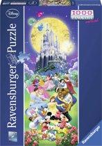 Ravensburger Disney Kasteel - Legpuzzel