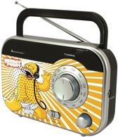 Soundmaster TR410DS Simpsons