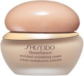 Shiseido Benefiance Enriched Revitalizing Cream Gezichtscrème 40 ml