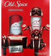 Old Spice Geschenkverpakking Aftershave & Deospray