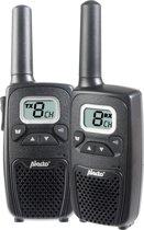 Alecto FR-12 - Walkie talkie - Zwart