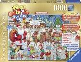 Ravensburger What if? 9 Santa & Rudolf - Legpuzzel - 1000 Stukjes