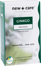 New Care Ginkgo Kruiden - 60 Capsules