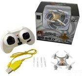 Cheerson CX-10A Headless Mode RC Mini drone RC Quadcopter Goud
