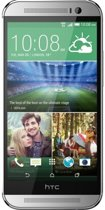 HTC One M8 - Zilver