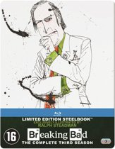 Breaking Bad - Seizoen 3 (Limited Blu-ray Steelbook Edition)