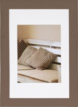 Henzo Driftwood Fotolijst - Fotomaat 20x30 cm -  Bruin