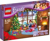 LEGO Friends Advent Kalender - 41040