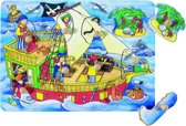 Steekpuzzel : Piraten