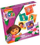 Dora Memo - Kinderspel