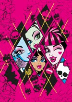 Monster High Tapijt 133X95