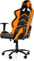 AKRACING Player Gamestoel - Oranje (PS3 + PS4 + Xbox360 + XboxOne + PC + Wii U)