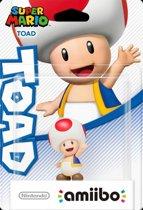 Nintendo amiibo figuur - Toad (WiiU + New 3DS)