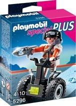Playmobil Top Agent met Balans Racer - 5296
