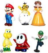 Super Mario Minifiguren - 6 Stuks - Serie 2