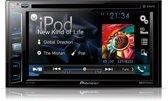 Pioneer AVH-X2700BT - Autoradio Dubbel DIN - USB - CD - DAB+ - Bluetooth - 6,2