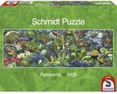 Schmidt puzzel jungle panorama 1000 stukjes