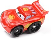 Fisher price Wheelies cars 2: lightning mcqueen metallic