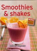 Mini kookboekjes - Smoothies en shakes