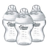 Tommee Tippee - Closer to Nature 3 Easivent-flessen - 260 ml