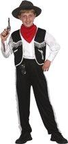 Luxe Cowboy Brady - Kostuum - 4-6 jaar