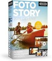 Magix Fotostory 2015 Deluxe - Nederlands / DVD