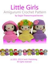 Little Girls Amigurumi Crochet Pattern