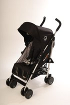 Titanium Baby Njoy up - Buggy Bubble - Zwart