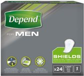 Depend For Men Inleg Light