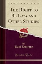 the right to be lazy essays by paul lafargue